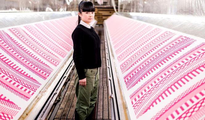 FRED PERRY|高橋理子コラボ第2弾のポロシャツが発売
