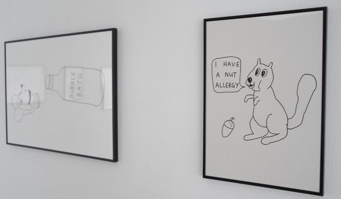 ART|ロンドン発のシニカルなグラフィック『Satisfaction Guaranteed』展