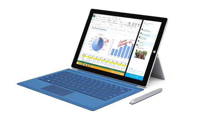 Microsoft|オールインワンマシン「Surface Pro 3」