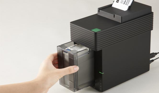 KING JIM|デジタル名刺ボックス「ビズレージ」が登場