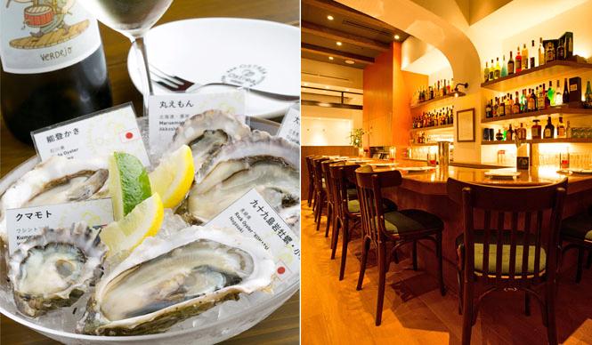 EAT|レストラン「オストレア」で夏の生牡蠣を満喫