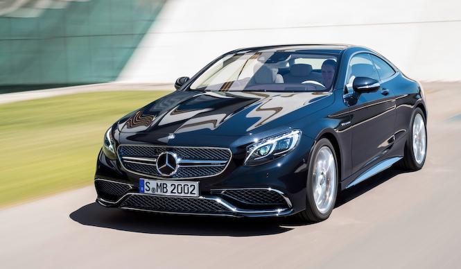 S 65 AMG クーペ、登場|Mercedes-Benz
