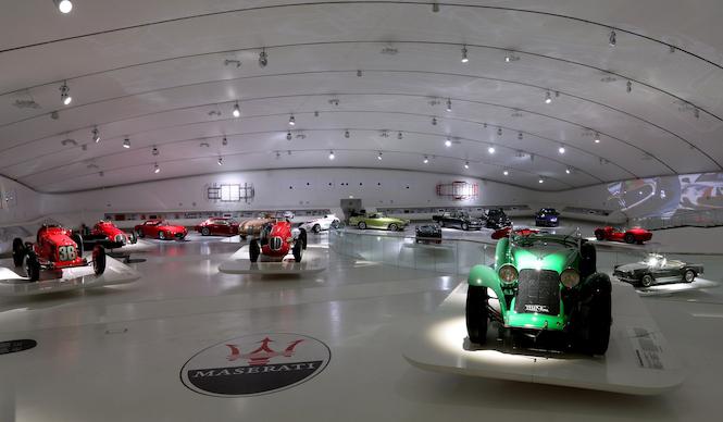 マセラティ100周年 × イタリアンラグジュアリースポーツカー