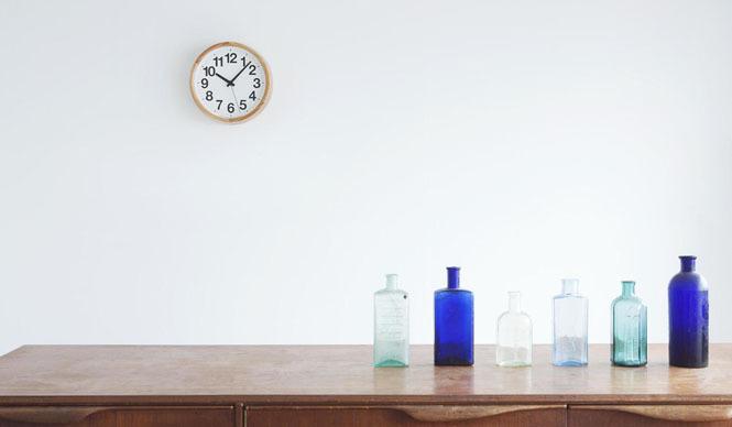 Lemnos|角田陽太デザイン「Clock A / Clock B」