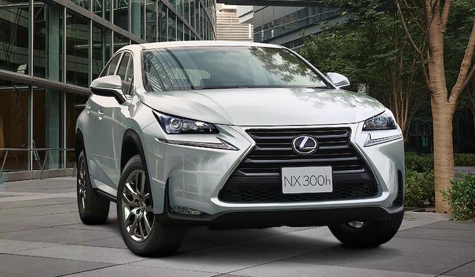 レクサスの新コンパクトSUV「NX」発売|Lexus