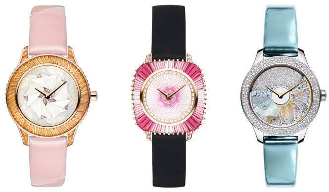Dior|新作ウォッチ「タイムピーシズ ユニークピース」発売