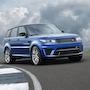 最強のレンジローバースポーツ、ついにデビュー Land Rover