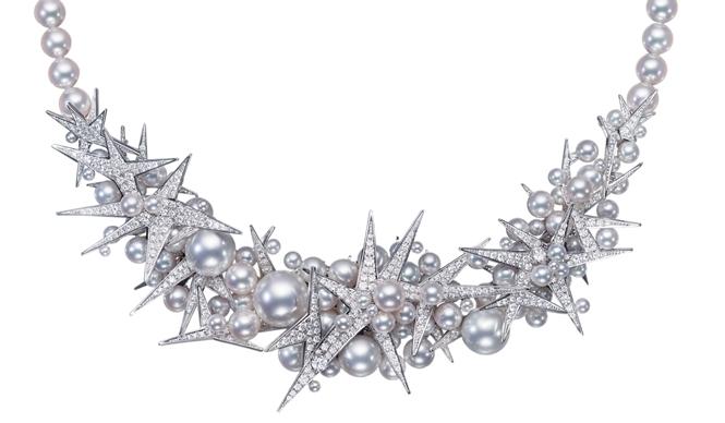 TASAKI|真珠とダイヤモンドを用いた多彩な新作ジュエリー