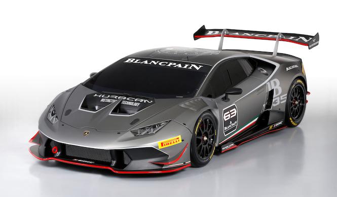 サーキット専用のウラカンLP620-2を発表 Lamborghini