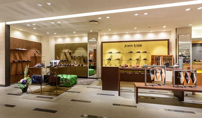 be4050bdc160 HANKYU MEN'S TOKYO|地下1階に「ジョン ロブ」「サントーニ」オープン ...
