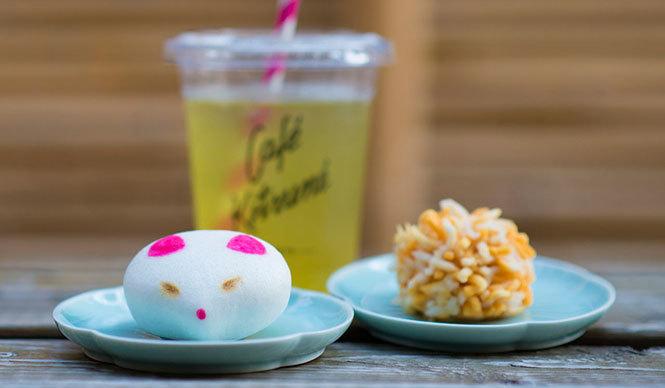 EAT|和菓子の老舗「とらや」がカフェ キツネで限定のお菓子「狐福」と「玉狐」提供