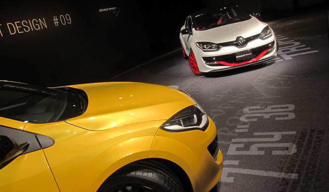 ニュル市販車FF最速仕様のメガーヌR.S.を限定発売|Renault