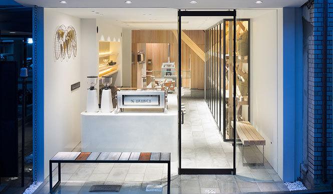 EAT|「アラビカコーヒーロースター&ファーム」の店舗が京都に誕生