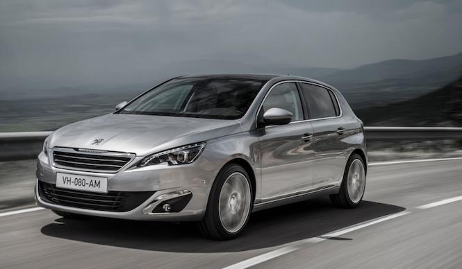 プジョー、新型308、308SWを国内導入|Peugeot