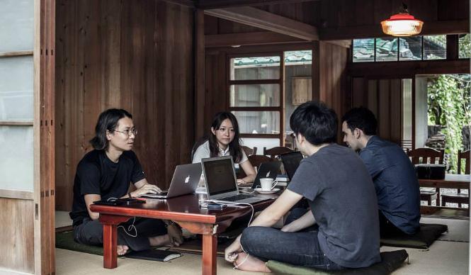 丸若屋|「ポップアップオフィス in 徳島県那賀町」を開設