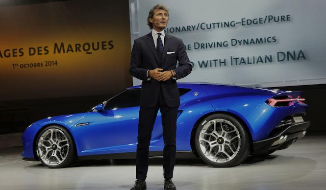 PHEVのランボ「アステリオン LPI 910-4」を公開|Lamborghini