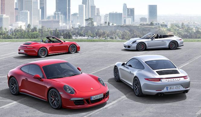 991型のポルシェ911カレラにGTSが登場 Porsche