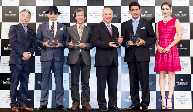TAG Heuer|モータースポーツへの功労者を表彰