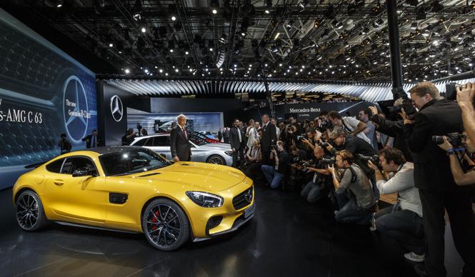 パリ モーターショーの現場から Vol.3|Mondial de l'Automobile 2014