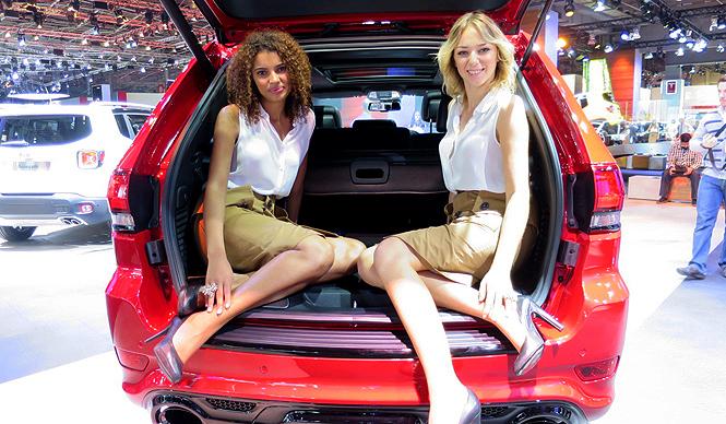 パリ モーターショーの現場から Vol.4|Mondial de l'Automobile 2014