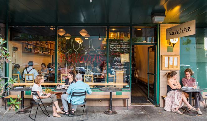 EAT|ポートランドの人気レストラン「ナヴァー」が日本初上陸