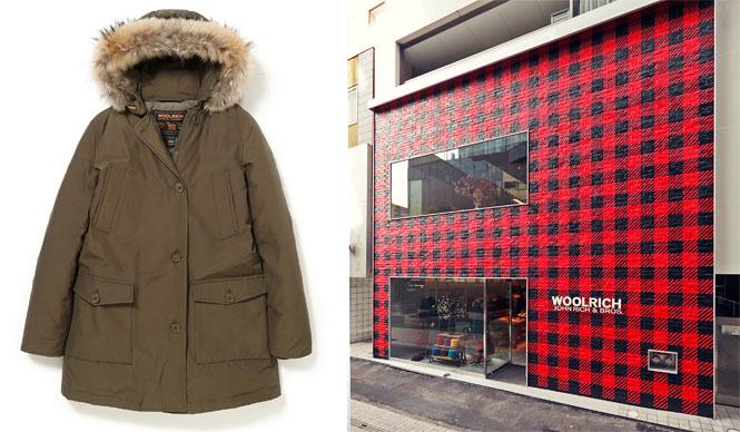 WOOLRICH|日本初の旗艦店「ウールリッチ 表参道店」