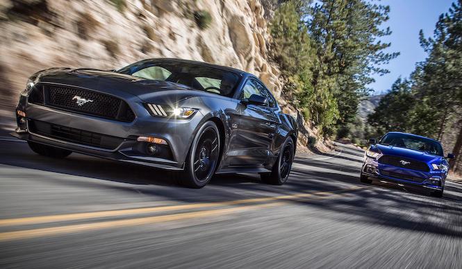 新型フォード マスタングに本場アメリカで乗る Ford