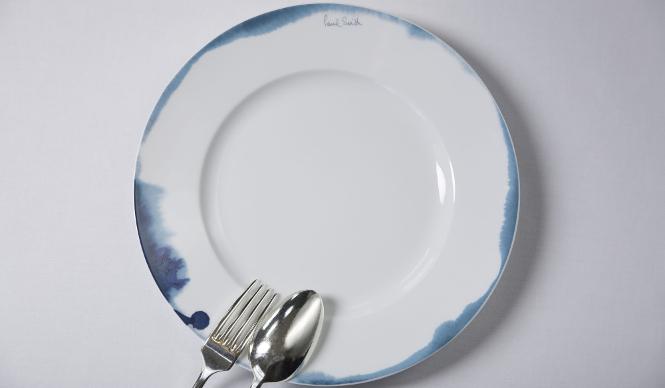 EAT|パーク ハイアット 東京とポール・スミスがコラボプレート発表