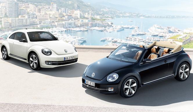 ザ・ビートルに最上級装備の特別仕様車|Volkswagen