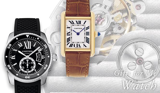 Holiday Gift Guide 2014 自分へのご褒美に腕時計を