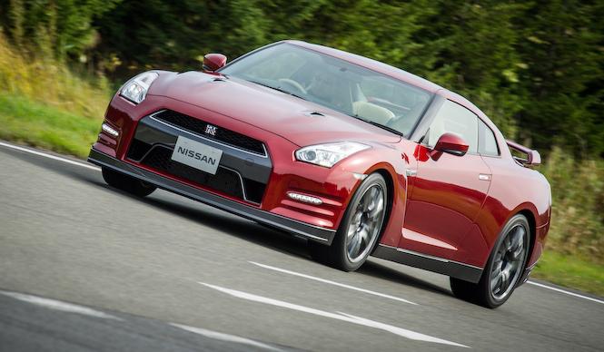 上質な乗り味を進化させたGT-R 2015年モデルを発表 Nissan