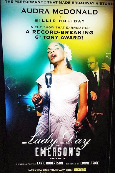 4つ目の舞台『Lady Day at Emerson's Bar & Grill~レディ・デイ~』