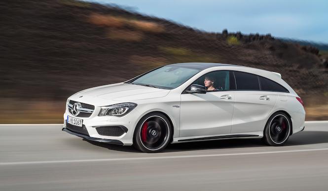 Aクラスファミリー第5弾 Claシューティングブレーク登場|mercedes Benz Web Magazine
