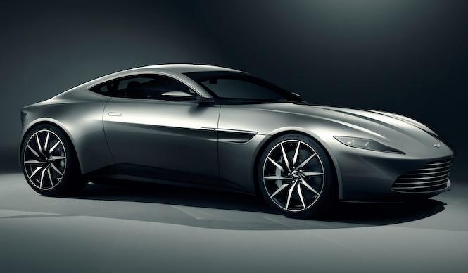Aston Martin DB10|アストンマーティン DB10