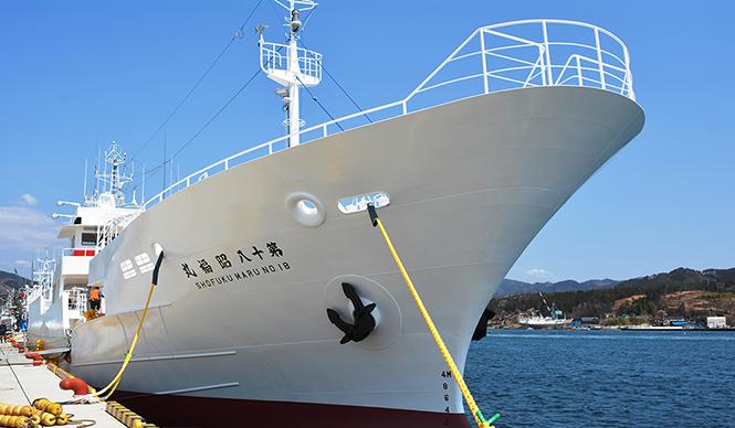 連載|気仙沼便り|12月「最新マグロはえ縄漁船に乗る」