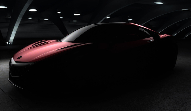 NSXの市販モデル、ついに発表間近