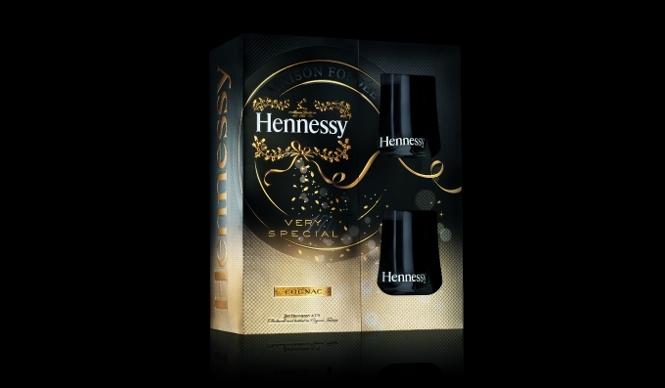 Hennessy|ヘネシーのギフトボックスが数量限定発売