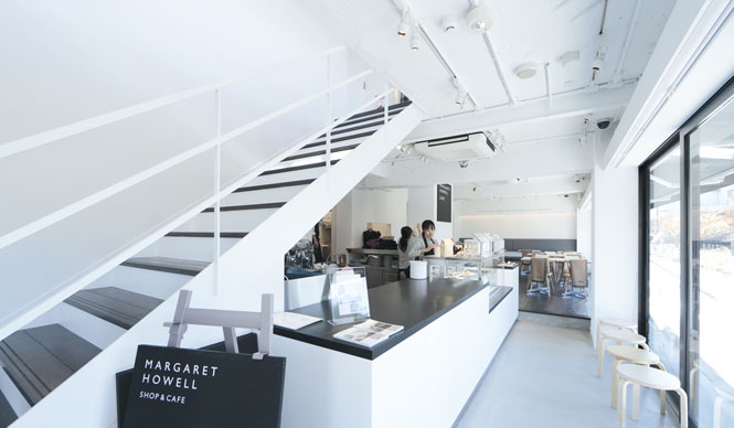 MARGARET HOWELL|「MARGARET HOWELL SHOP & CAFE 吉祥寺」がオープン