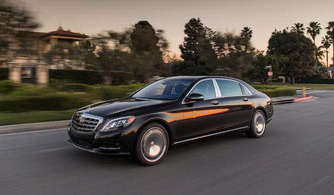 メルセデスの新ラグジュアリー、マイバッハ S クラスをためす|Mercedes-Maybach