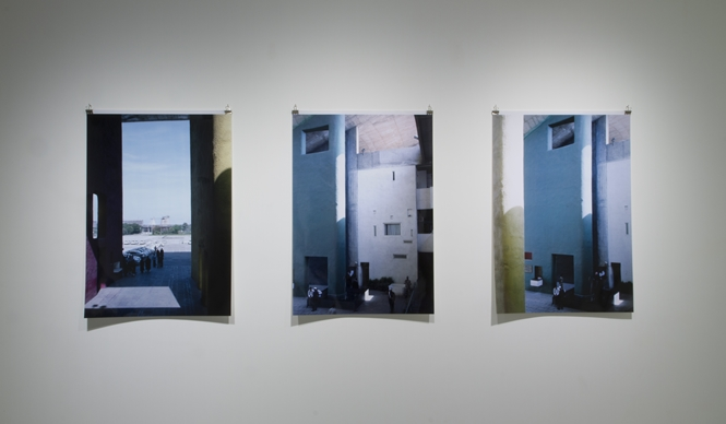 ART ホンマタカシ写真展『Chandigarh』がコスチューム ナショナルで開催