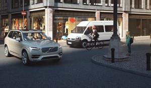 ボルボ、車両と自転車の衝突事故ゼロを目指した安全技術を開発|Volvo