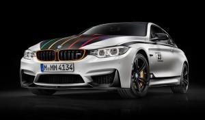 BMW M4 DTM チャンピオン エディションを発売|BMW