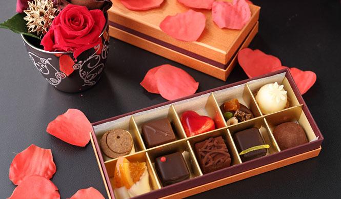 EAT|KEISUKE MATSUSHIMAのバレンタインコレクション