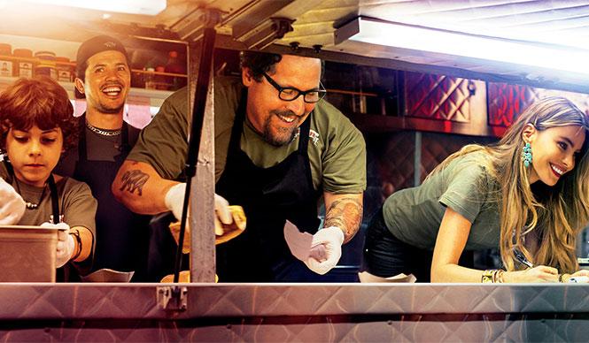 MOVIE|おいしい料理と人生を味わう映画『シェフ 三ツ星フードトラック始めました』