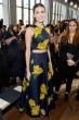 Allison Williams|アリソン・ウィリアムズ マイケル・コースのファッションショー会場・ニューヨーク