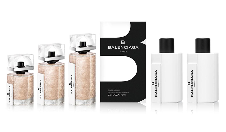 BALENCIAGA|アレキサンダー・ワンが手がけた初のフレグランス「B.バレンシアガ」が登場