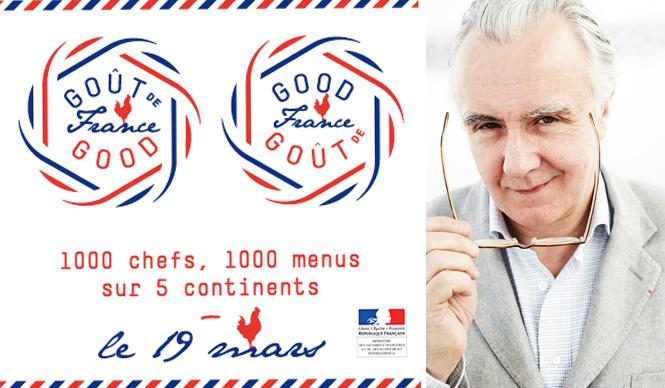 フランスを代表する名シェフ、アラン・デュカス氏
