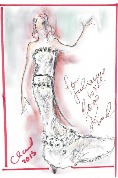 766d37d30374d CHANEL|祝オスカー! ジュリアン・ムーアのドレスができるまで ギャラリー