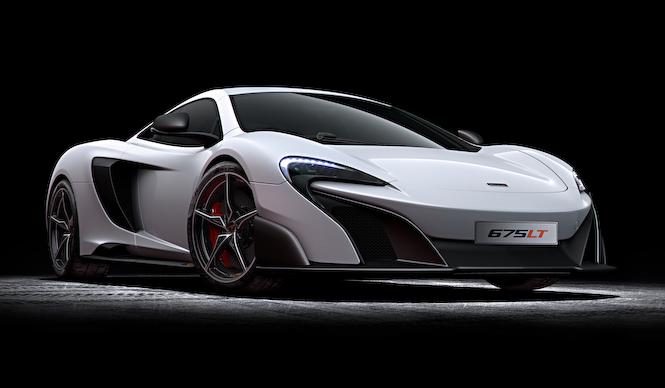 マクラーレン 675LT、その姿をあらわす McLaren