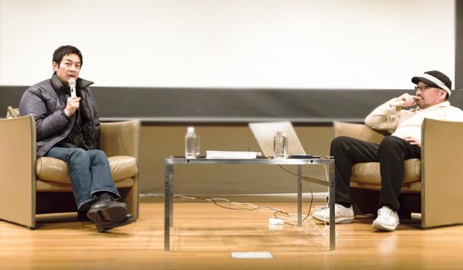 INTERVIEW|特別対談 鈴木理策 × 加瀬亮「カメラは人の能力を拡張する」
